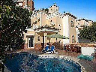3 bedroom Villa in Nerja, Andalusia, Spain : ref 5455049
