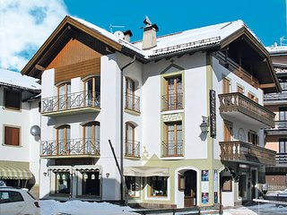 4 bedroom Apartment in Moena, Trentino-Alto Adige, Italy : ref 5437817