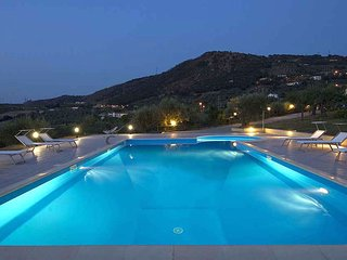 2 bedroom Villa in San Piero Patti, Sicily, Italy : ref 5240563