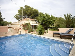 2 bedroom Villa in Altea, Valencia, Spain : ref 5047627