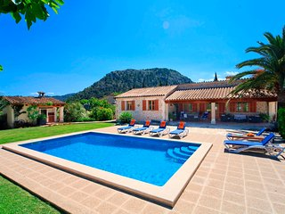 3 bedroom Villa in Pollença, Balearic Islands, Spain : ref 5237955