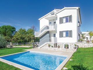 4 bedroom Villa in Fiorini, Istria, Croatia : ref 5520791