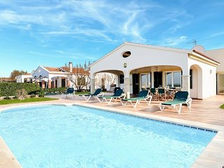 3 bedroom Villa in Cap d'Artrutx, Balearic Islands, Spain : ref 5334735
