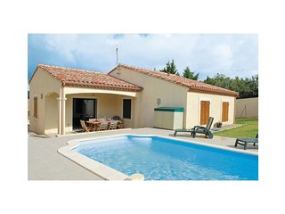 3 bedroom Villa in Pomas, Occitania, France : ref 5551118