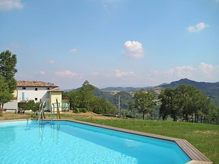 3 bedroom Apartment in Castello di Contignaco, Emilia-Romagna, Italy : ref 55162