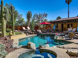 Rancho Mirage Outdoor Retreat