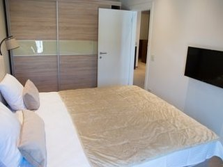 Four bed apartment, bedroom