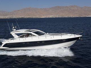 'Ocean' Yacht, The Luxury Yacht Hotel in Eilat
