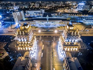 Centre city