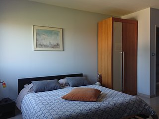 Chambre Double avec Salle de Douche Separee -