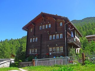 Rental Chalet Grachen, 1 bedroom, 5 persons