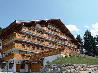 Rental Apartment Alpe des Chaux, 2 bedrooms, 6 persons