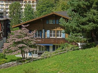 Rental Chalet Lauterbrunnen, 4 bedrooms, 10 persons