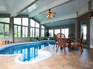 Estate Home with Indoor Swimming Pool
