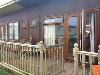 Chalet C2. Two bedroom 3 berth. Mablethorpe. Lincolnshire