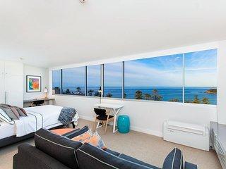 Ultra-chic executive beach apartment
