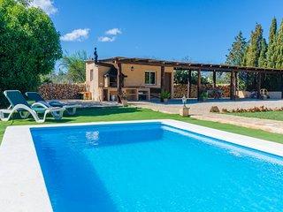 VILLA CYPRES - Villa for 6 people in Sencelles
