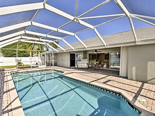 NEW! Spacious Port Charlotte Home w/ Lanai & Pool!