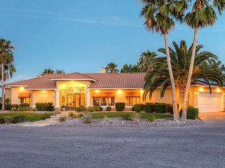 'Oasis of Golf Greats' Las Vegas Home w/ Pool!