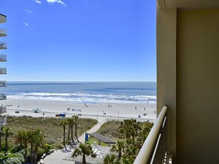Mar Vista Grande Luxury Condo, 3BR/3BA oceanview, North Myrtle Beach SC