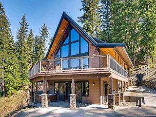Amazing Lake Views|Private Mountain Home,Game Rm,Hot Tub, Near Lake Cle Elum