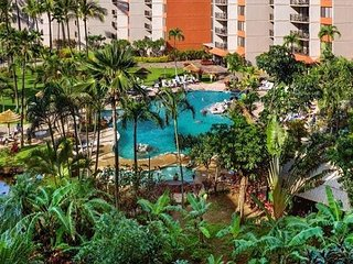 Kaanapali Shores 546- 5th Floor-  Beachy, and Bright sleeps 4.Maui Dream !