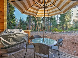 NEW! Incline Village Condo Near Beach & Mountains!