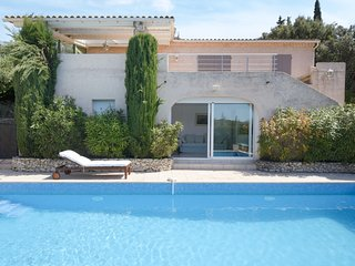 Amazing villa with swimming pool near Avignon - W374