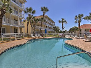 NEW! Condo w/Pools Steps from Panama City Beach!