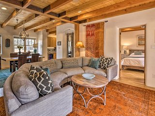 'La Serena' - Historic Eastside Santa Fe Luxe Home