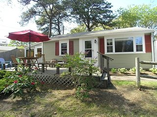 Two bedroom home located only 2/10's miles to Sea Street Beach