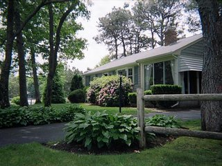 Three bedroom home located 1/2 mile to Nantucket Sound