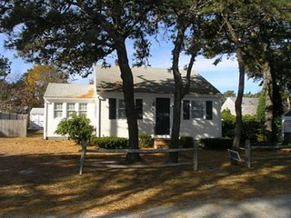 Two bedroom with central air located just .2 miles to shared/private beach