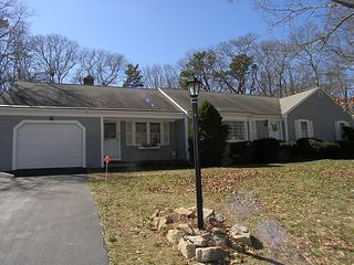 Lovely north side home in established year round neighborhood.