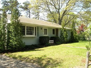 Updated three bedroom with central air just .5 miles to Inman Beach