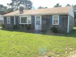 3 bedroom Dennis Port home, less than a mile to the beach