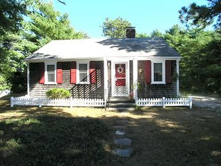 Two bedroom cottage just .4 miles from Nantucket Sound Beaches