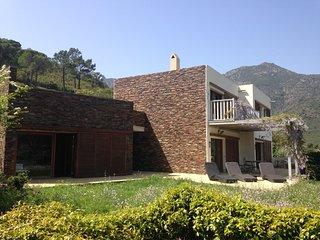 Villa 4-8 personas - vista panoramica - La Selva de Mar & El Port de la Selva