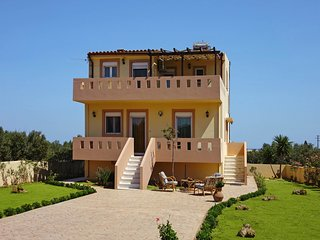 Villa Styliana - Anissaras - near the beach