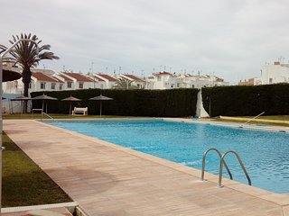 Duplex/Parking/Piscina/Wi-Fi/4Personas