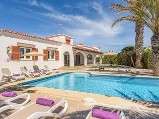 4 bedroom Villa in Cala'N Blanes, Balearic Islands, Spain : ref 5334720