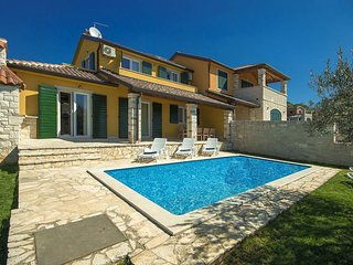 3 bedroom Villa in Nova Vas, Istria, Croatia : ref 5611796