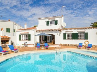 3 bedroom Villa in Cala Galdana, Balearic Islands, Spain : ref 5334216