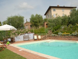 2 bedroom Apartment in Le Selve, Tuscany, Italy : ref 5226640