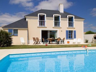4 bedroom Villa in Plage-des-Demoiselles, Pays de la Loire, France - 5456757