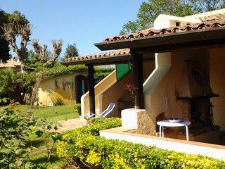 Meravigliosa casa in residence a 30 mt dalla spiaggia per 6-8 persone al Circeo