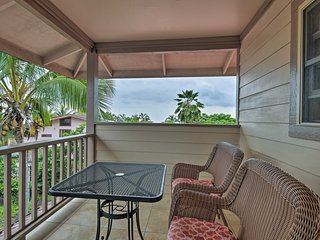 NEW! Breezy Kailua-Kona Studio in Coffee Country!