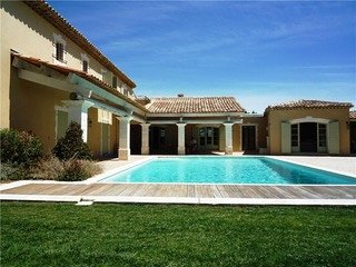 Exceptional Villa (Mas), 6400 sqft, 8 bedrooms, Golf de Pont Royal en Provence
