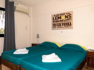 Fania Bliss Private Twin Room
