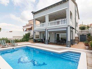 Catalunya Casas: Magnifica Villa Vendrell para 7-8 personas, ia solo 6,8 km de l